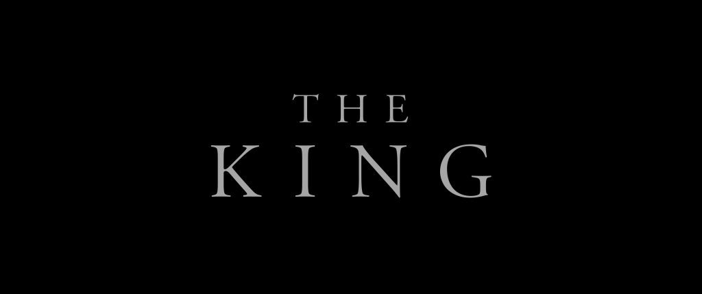 Title Design for The King