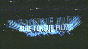 Blue Tongue Films identity