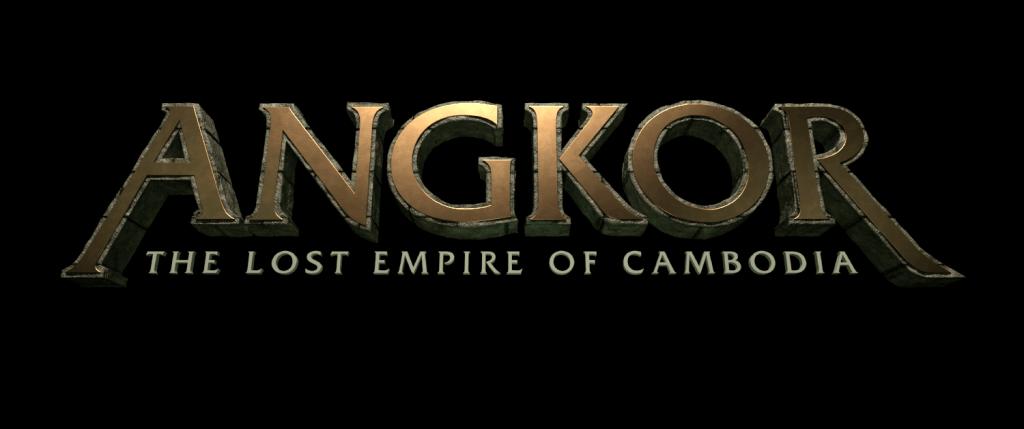 Title Design for Angkor: The Lost Empire of Cambodia
