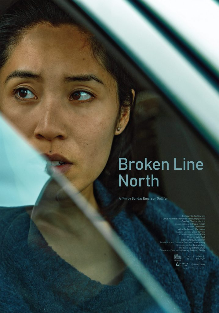 Key art for Broken Line North