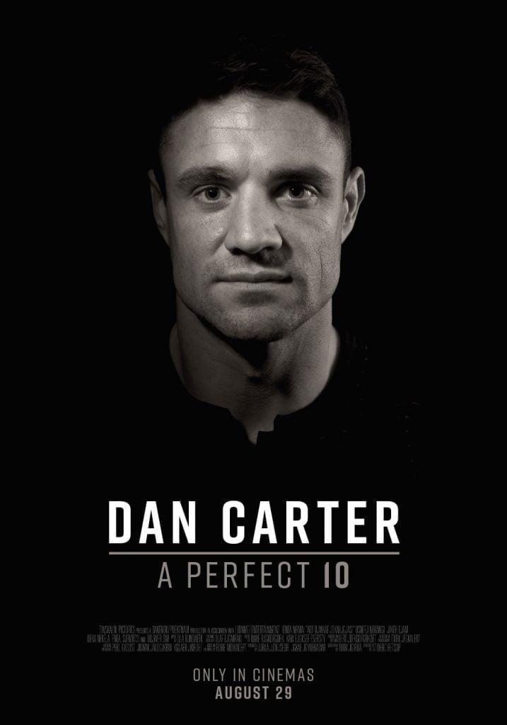 Key art for Dan Carter