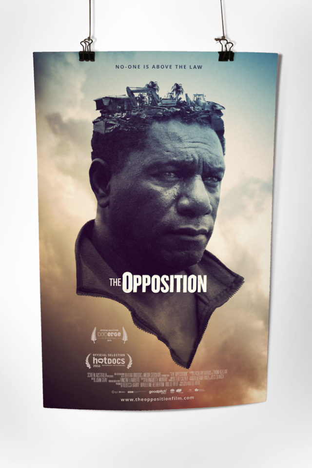 The Opposition key art