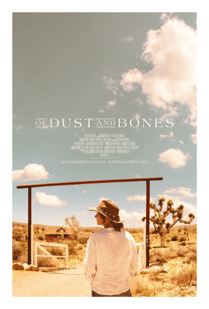 Of Dust and Bones version A