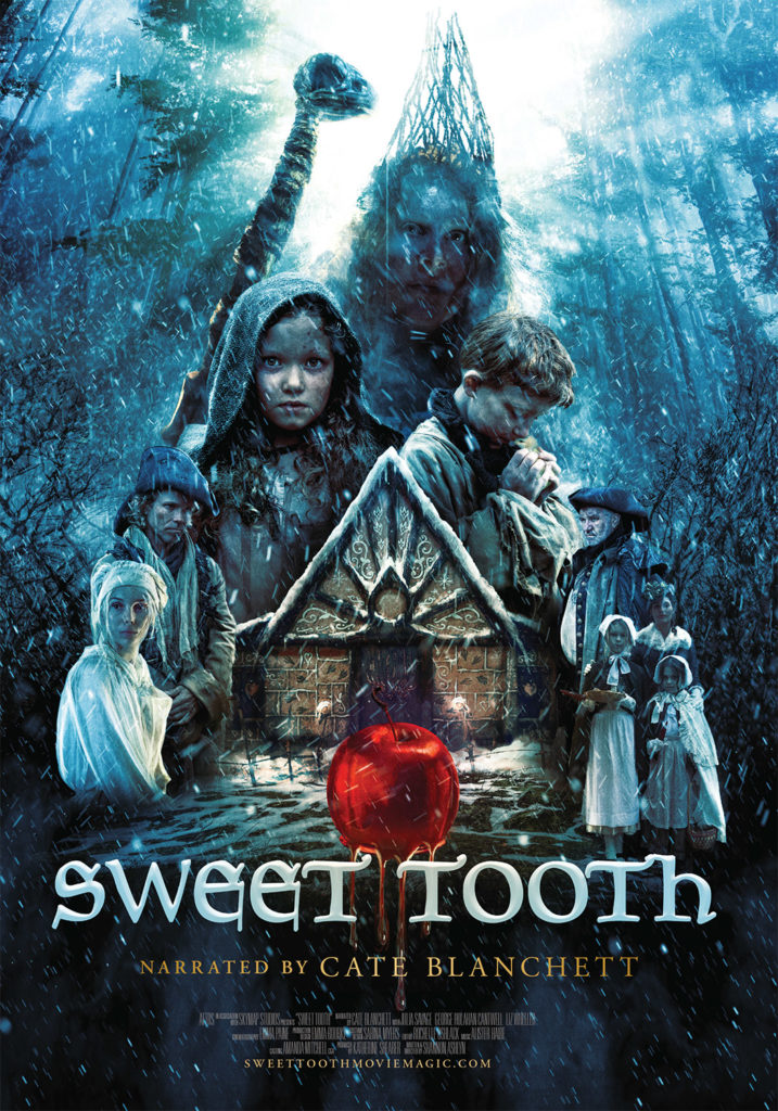 Key art for Sweet Tooth